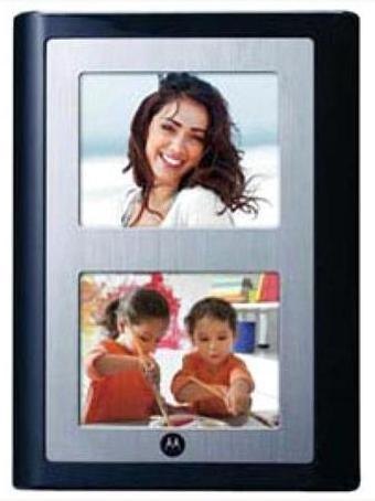 LS420 PORTAFOTO DIGITALE CON DOPPIO DISPLAY LCD 4.2'' (MOTOROLA)