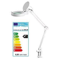 33610981  LENTE DI INGRANDIMENTO CON LAMPADA DA TAVOLO A 60 LED LAFAYETTE
