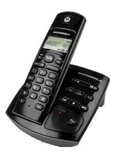 D111O TELEFONO CORDLESS CON SEGRETERIA TELEFONICA (MOTOROLA)