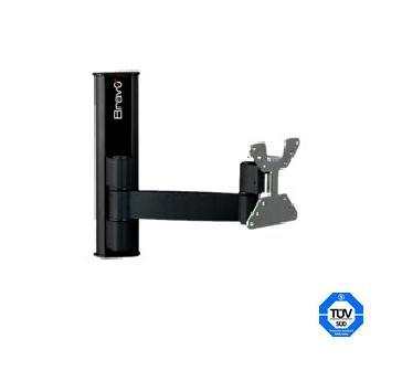 92402555 SUPPORTO TV BLACK LCD2 (BRAVO)