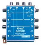 80294D DIVISORE COLONNA A 4 CAVI COMPACT (EMME ESSE)